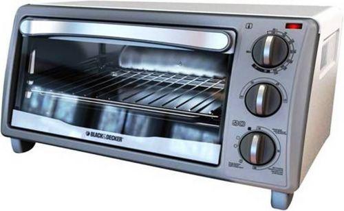 Black Amp Decker 4 Slice White Toaster Oven Walmart Canada