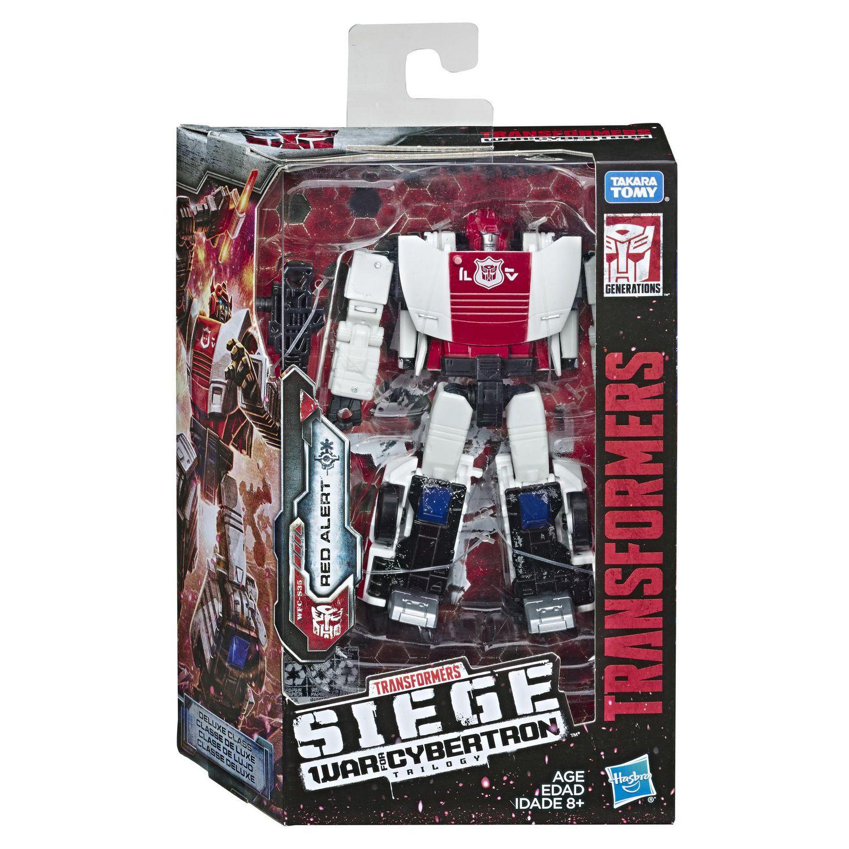 Transformers Siege War For Cybertron RED ALERT