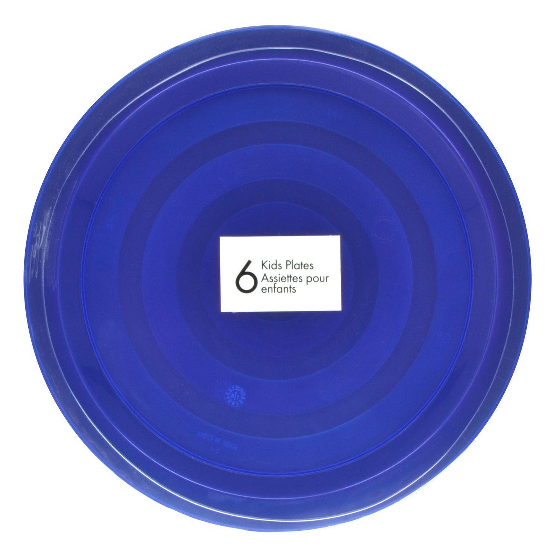 mainstays plastic kids plates walmart canada