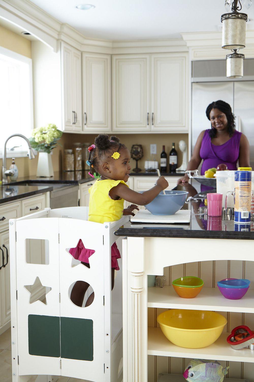 Guidecraft White Kitchen Helper   Walmart Canada
