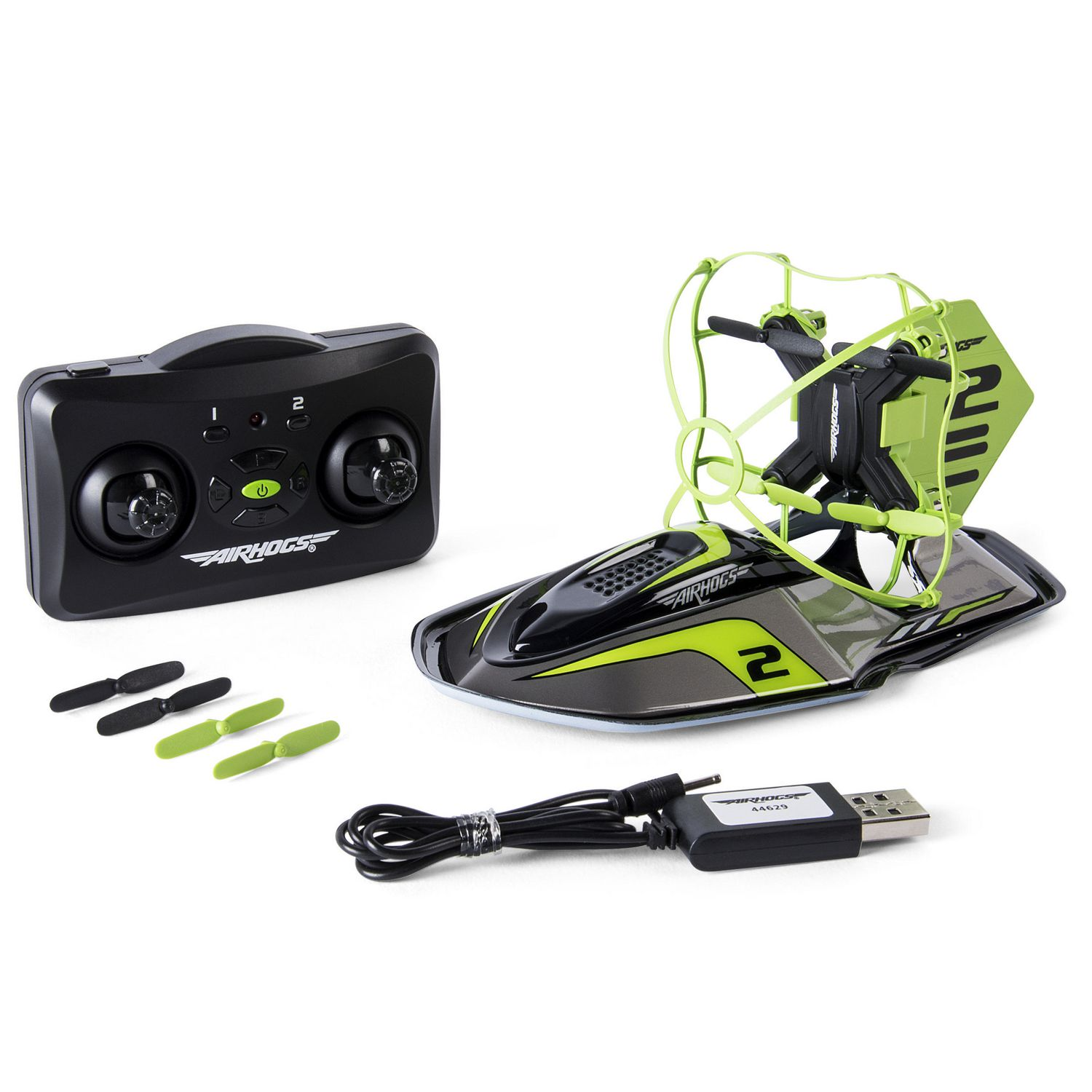 Air Hogs 2-in-1 Hyper Drift Drone for High Speed Racing And Flying ...