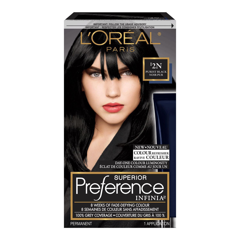 Loreal Paris Superior Preference Infinia Permanent Hair Colour