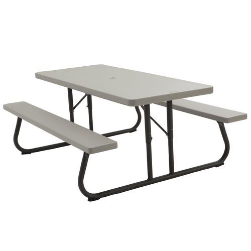 Lifetime 6 Picnic Table Putty Walmart Canada
