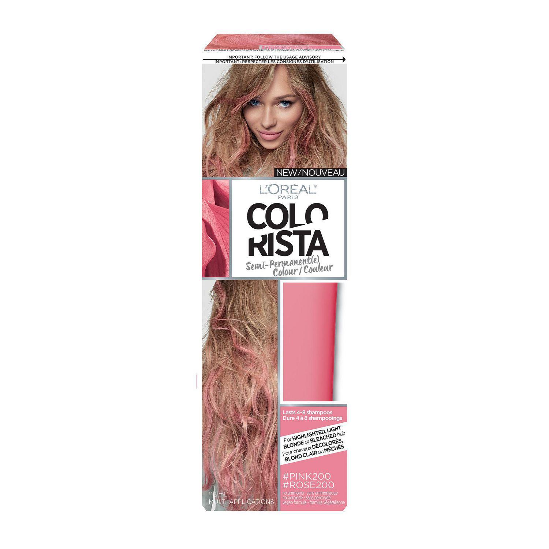 L\'Oreal Paris Colorista Semi-permanent Hair Colour | Walmart Canada
