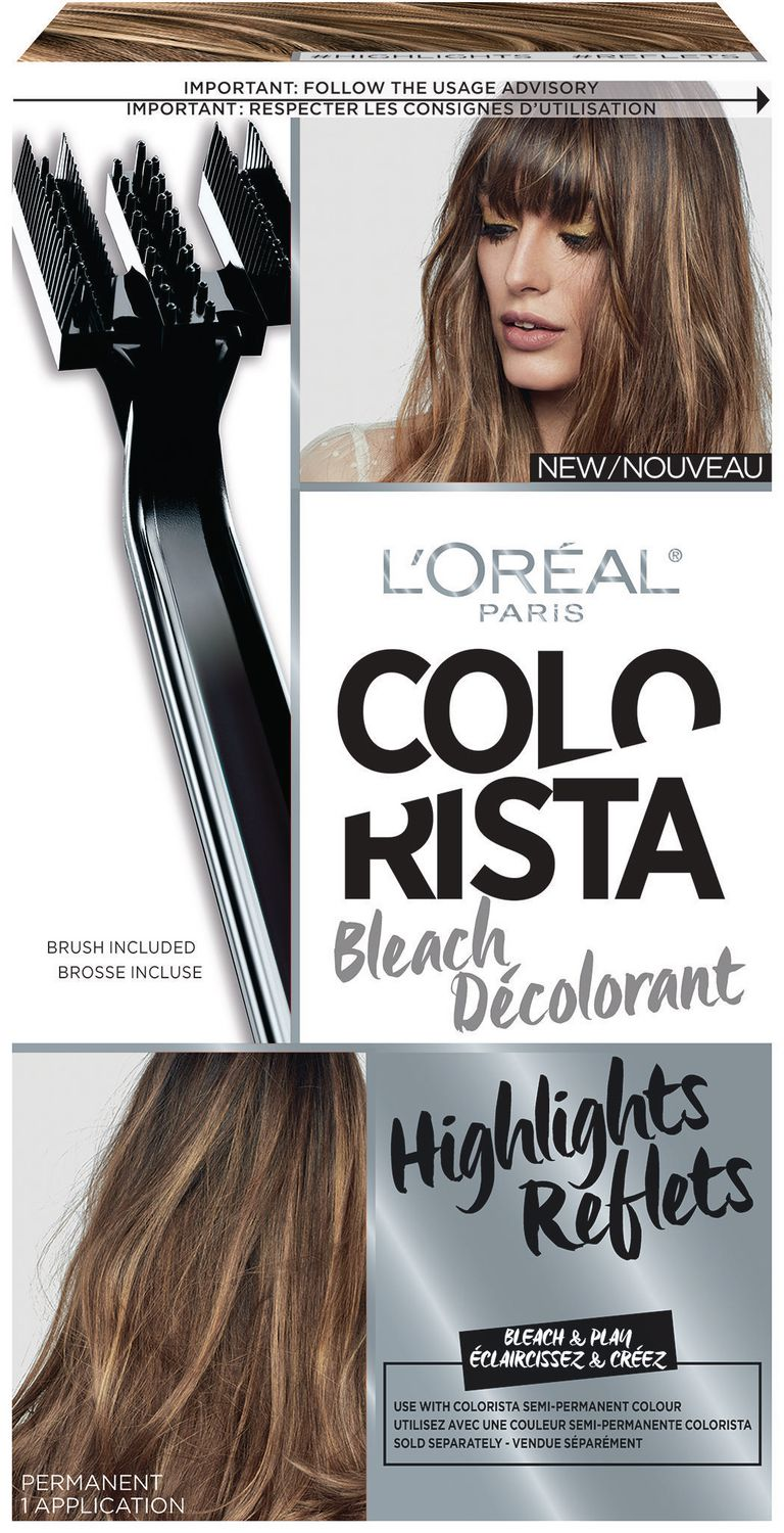 L Oreal Paris Colorista Bleach Highlights Walmart Canada