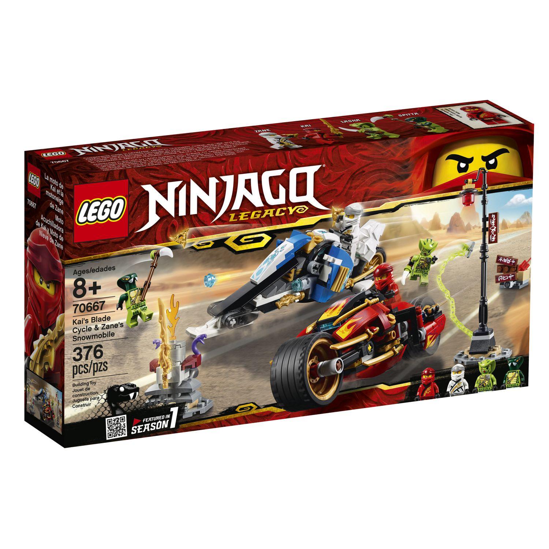 Zane La Ninjago Moto De Lego Motoneige Et Kai 70667 8wN0yvmnO