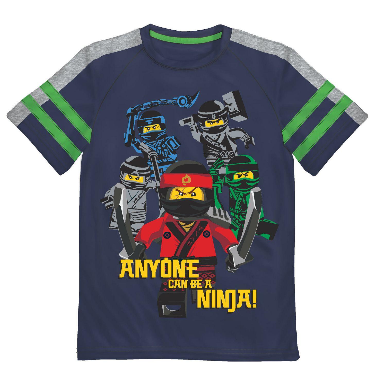lego boys' ninjago short sleeve tshirt  walmart canada