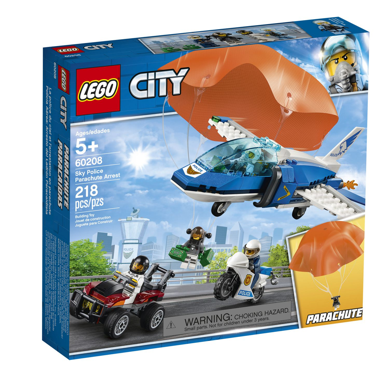 Police L'arrestation Lego Ciel La 60208 Du En City Et Pa wZulPOkXiT