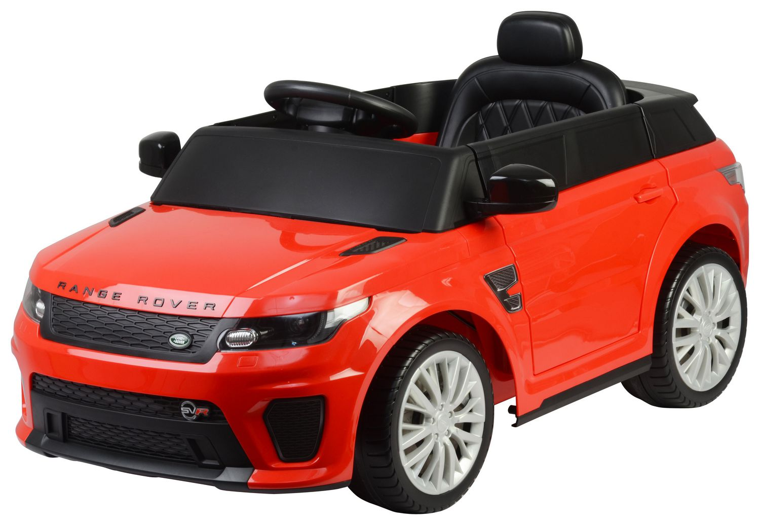 Kool Karz Land Rover Range Rover Svr Electric Ride On Toy Car Red Walmart Canada