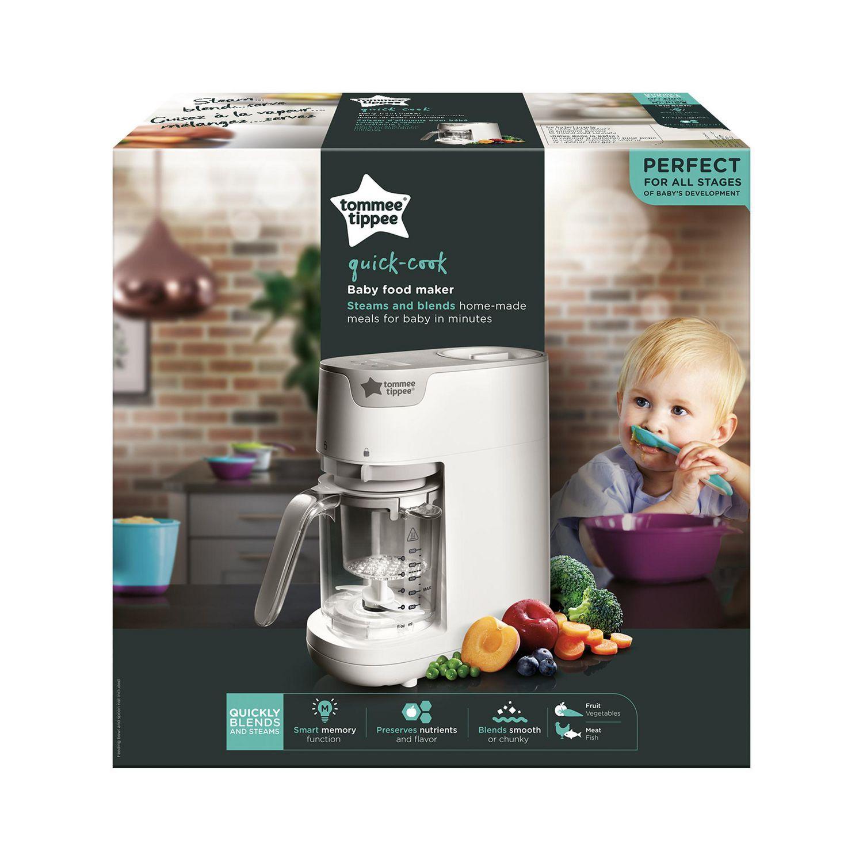 Tommee Tippee Mini Blend Baby Food Blender FREE UK POST