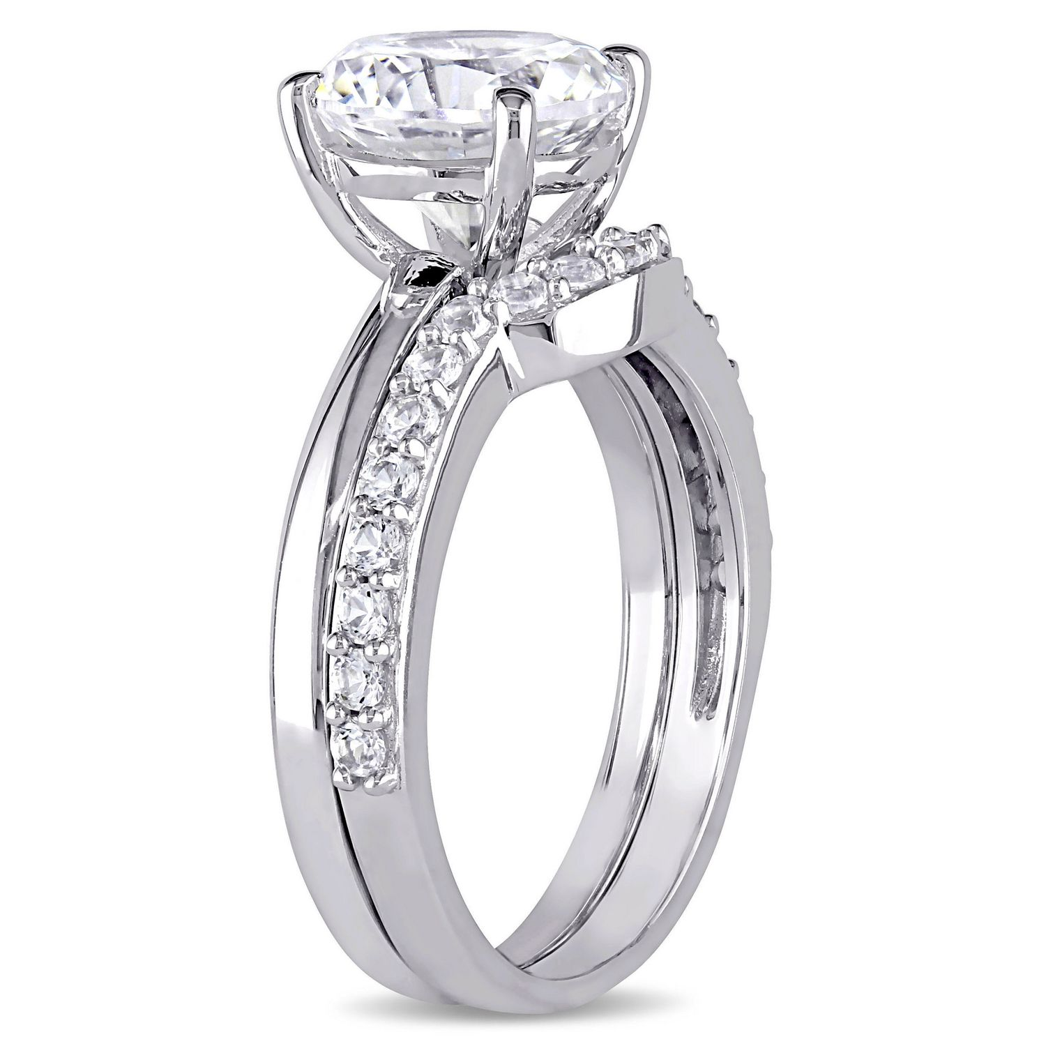 t zirconia silver sterling and walmart ip g w rings carat com round cushion halo engagement miabella cubic cut double ring