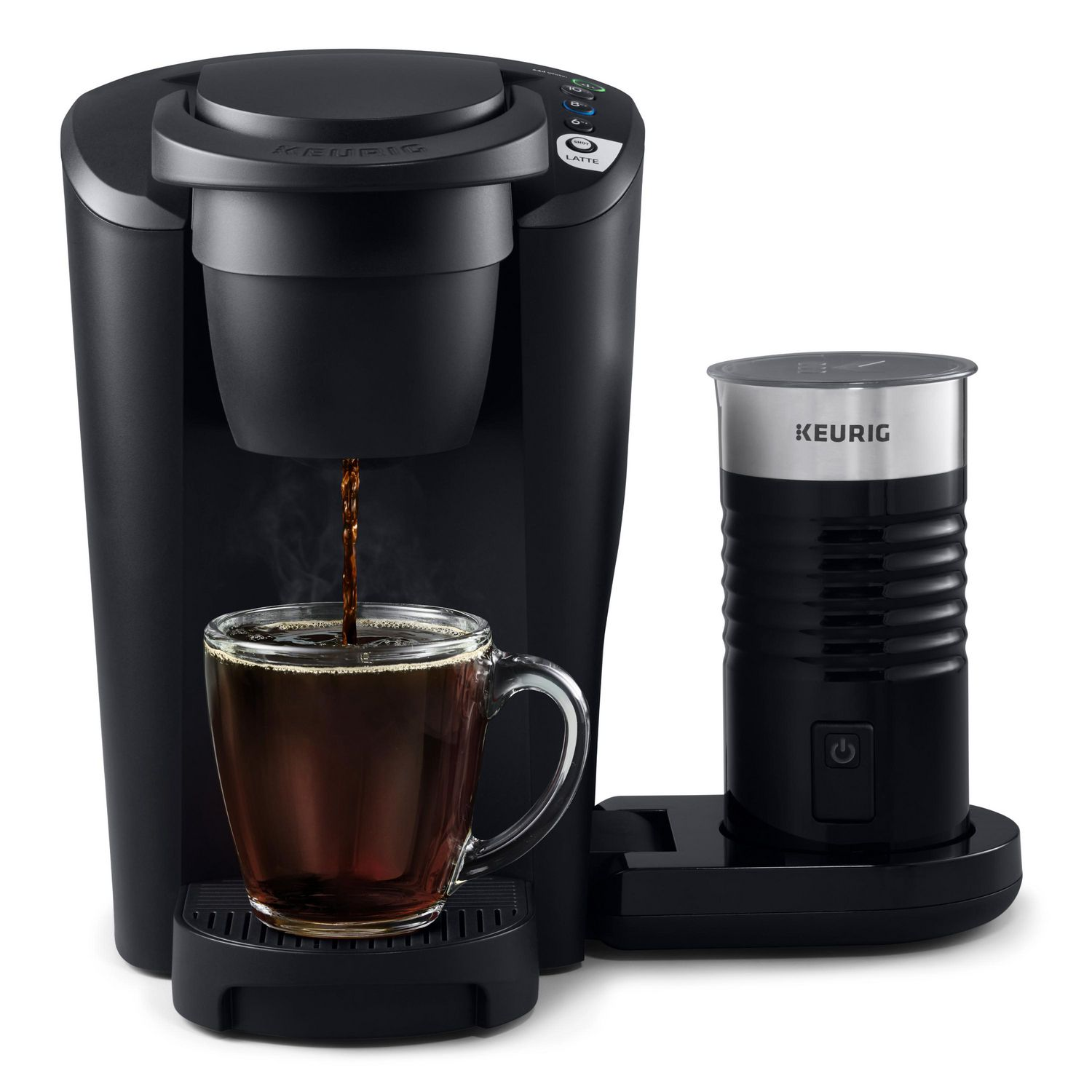 Keurig K-Latte Single Serve Coffee And Latte Maker