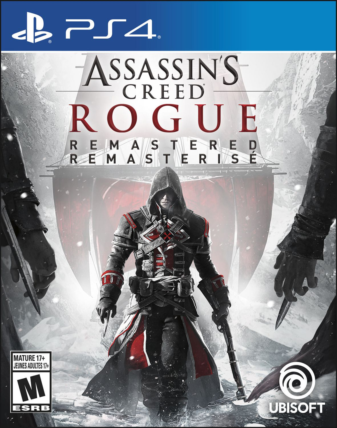 Assassin S Creed Rogue Remastered Ps4 Walmart Canada