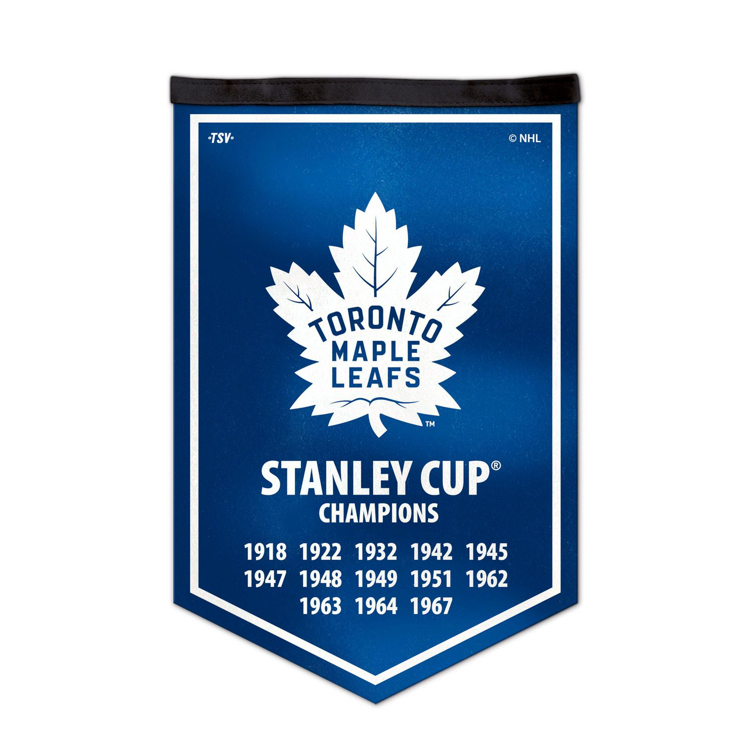 The Sports Vault Toronto Maple Leafs Victory Banner Walmart Canada
