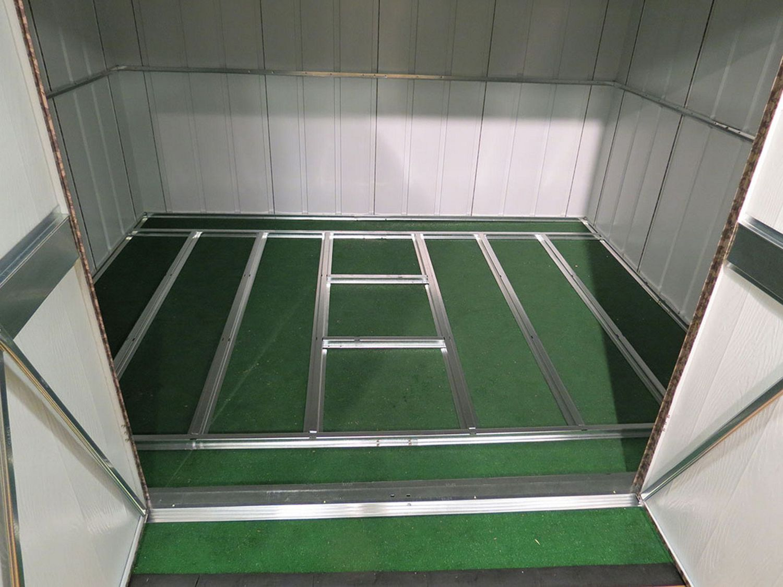 Arrow Shed Floor Frame Kit for Designer Sheds
