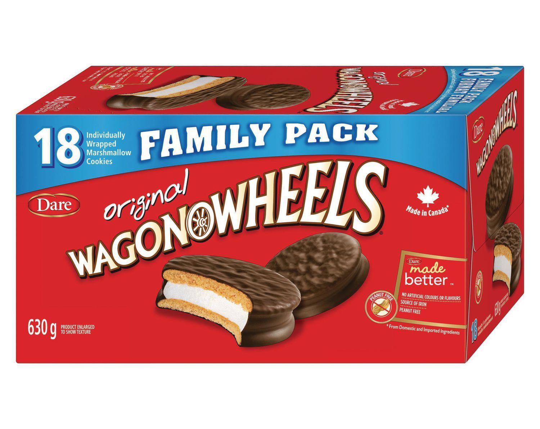 Wagon Wheels Cookies Dare Walmart Canada