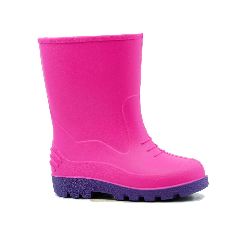 Weather Spirits Toddler Girls' 77 SplashPY19 Rain Boots ...