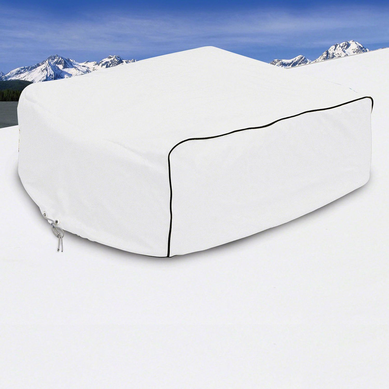 Classic Accessories Rv Ac Cover, Fits Duo-Therm Briskair And Quick Cool
