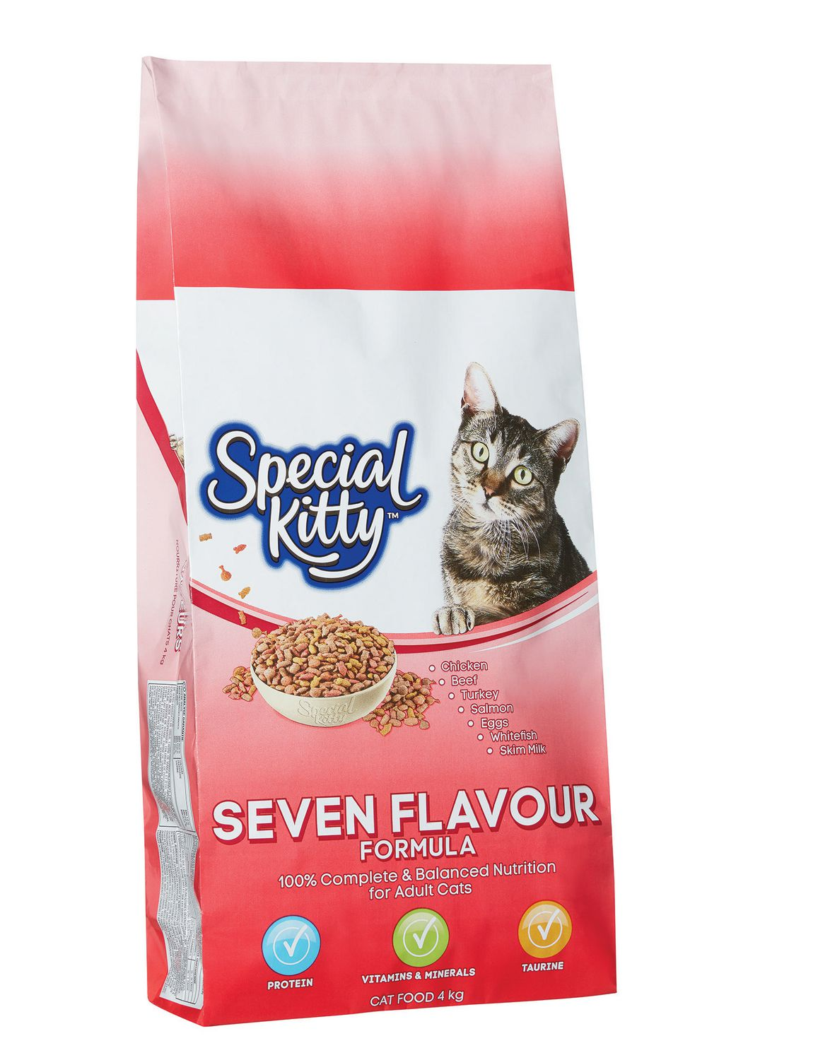 Special Kitty Seven Flavour Dry Cat Food   Walmart Canada