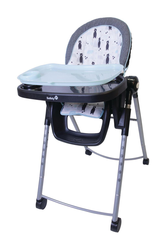 Chaise haute AdapTable de Safety 7st