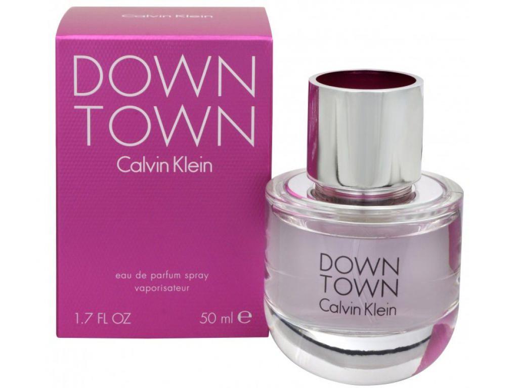 Calvin Klein Ck Downtown Eau De Parfum Spray For Women 50 Ml