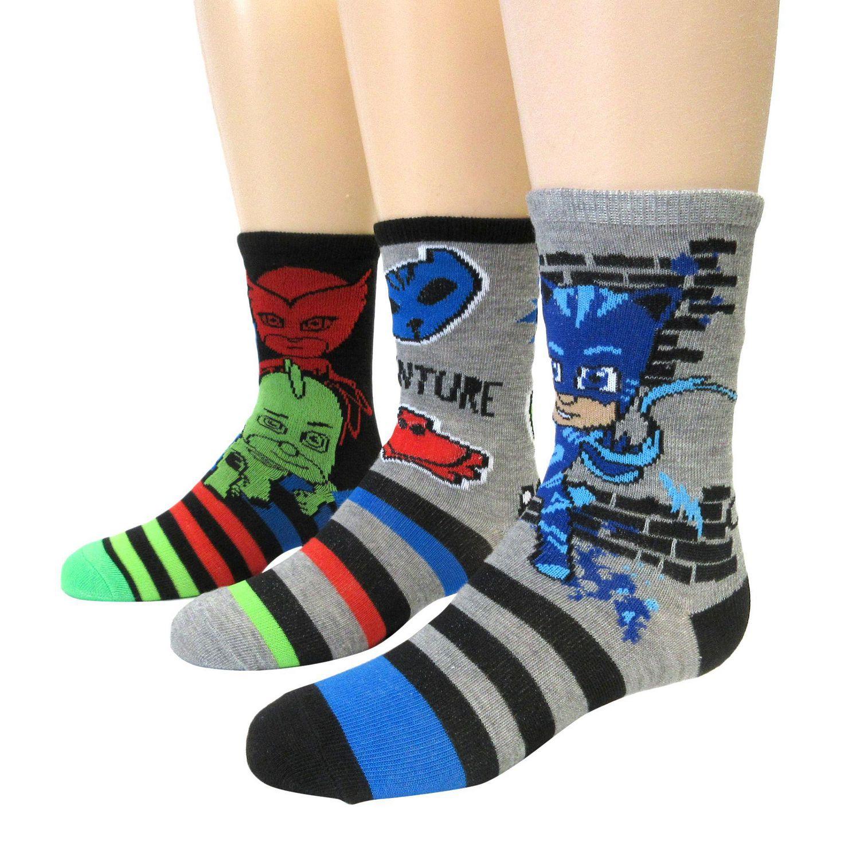 Minecraft Assorted 3 Pack Boy/'s Socks