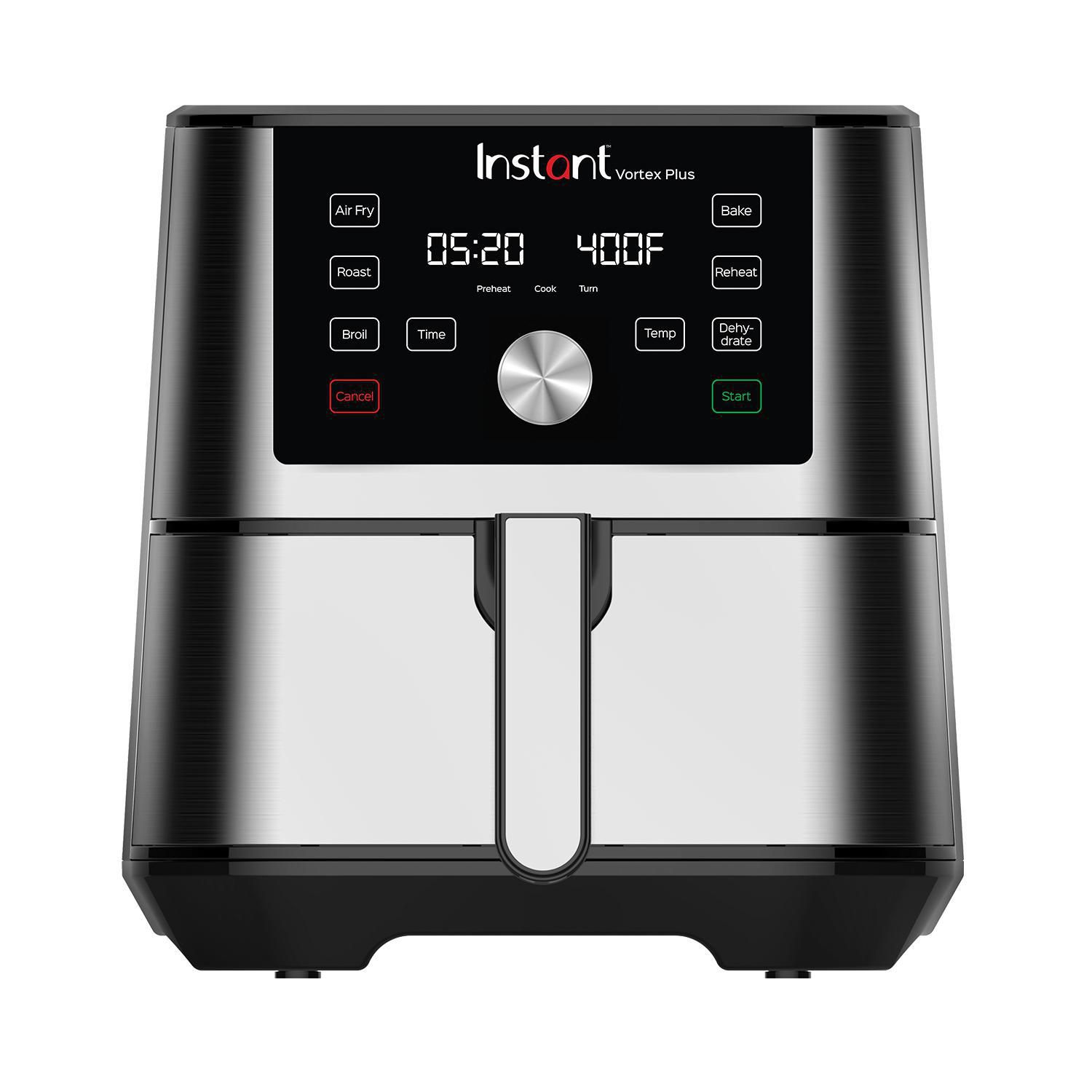 Instant Pot Vortex Plus Air Fryer 6 Quart Walmart Canada