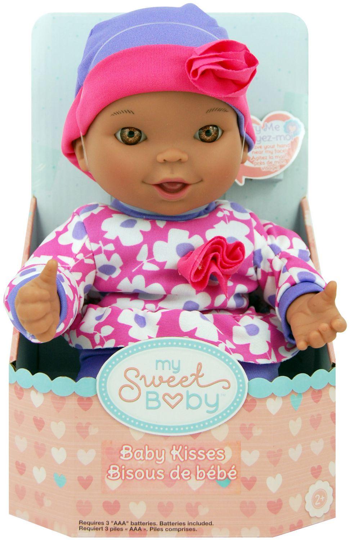 my sweet baby baby kisses doll walmart canada
