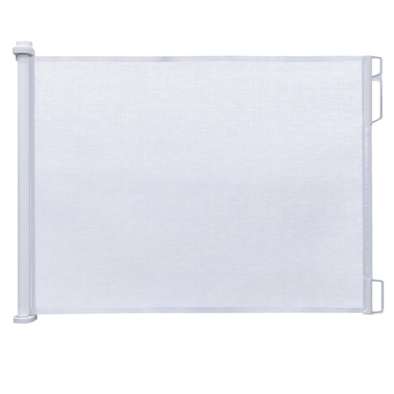 bily retractable safety gate  white  walmart canada -