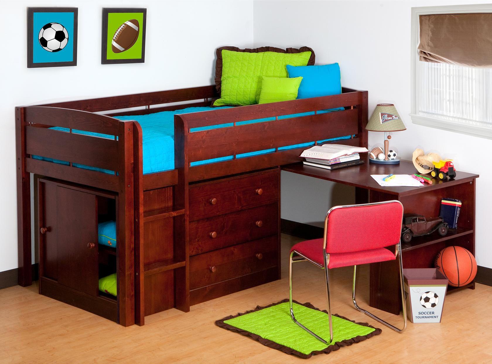 Canwood Whistler Junior Loft Bed Walmart Canada