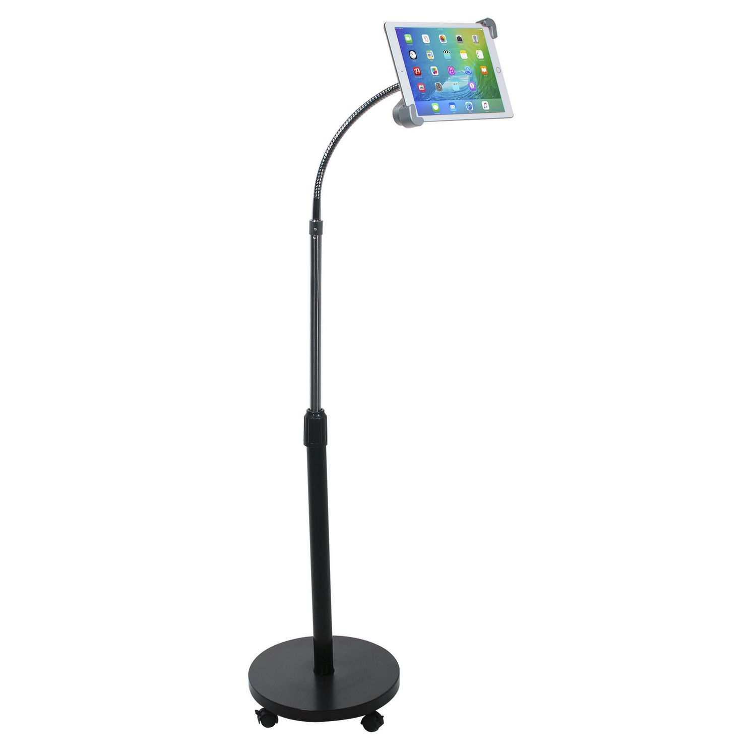 lamp health care floors goose floor com neck personal drive exam dp chrome gooseneck amazon medical