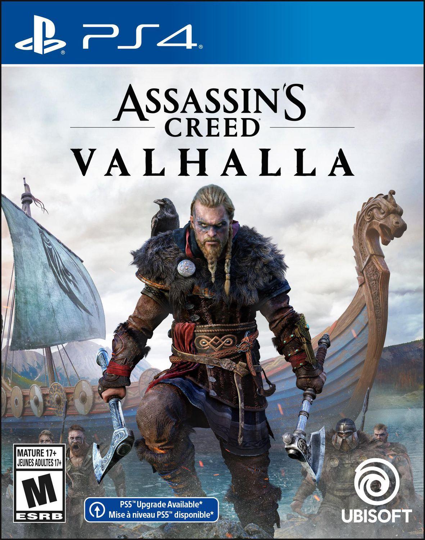Jeu vidéo Assassin's Creed Valhalla pour (PS4)   Walmart Canada