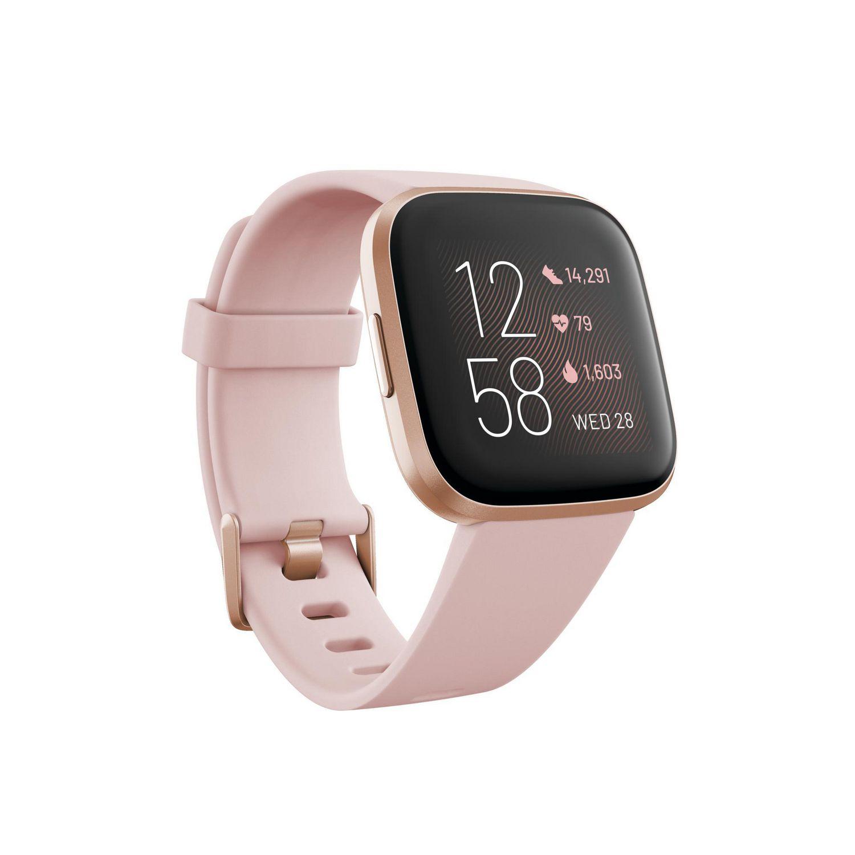 Fitbit Versa 2 Smartwatch - Petal Pink