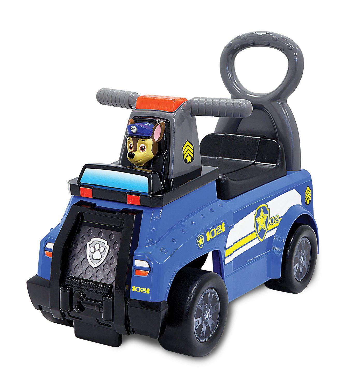 Vehicule-porteur voiture de patrouille de