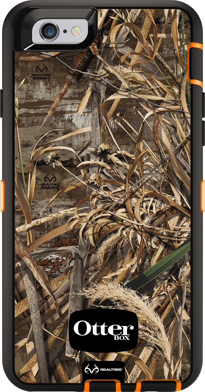 Otterbox Defender Realtree Max 5 Case for iPhone 6 6S - Camouflage - image  1 zoomed image 5c747c7d4531