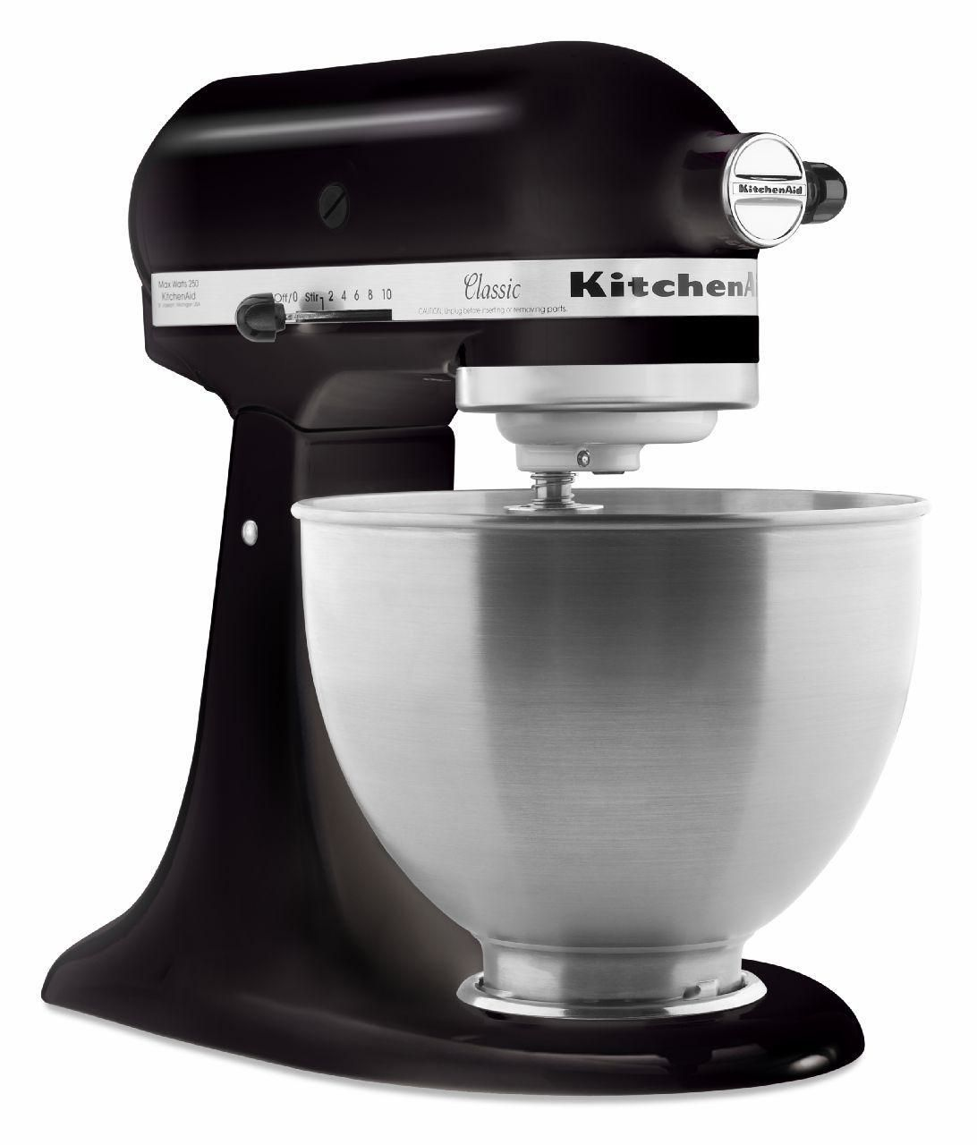 Kitchenaid Classic Plus 45 Qt Stand Mixer kitchenaid® classic series 4.5-quart tilt-head stand mixer