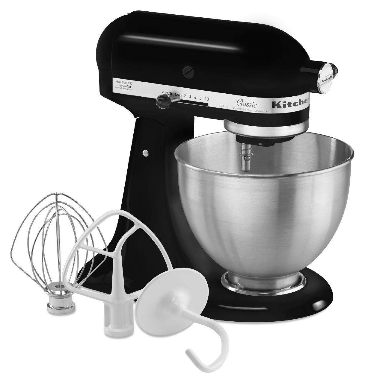 KitchenAid® Classic Series 4.5-Quart Tilt-Head Stand Mixer ...