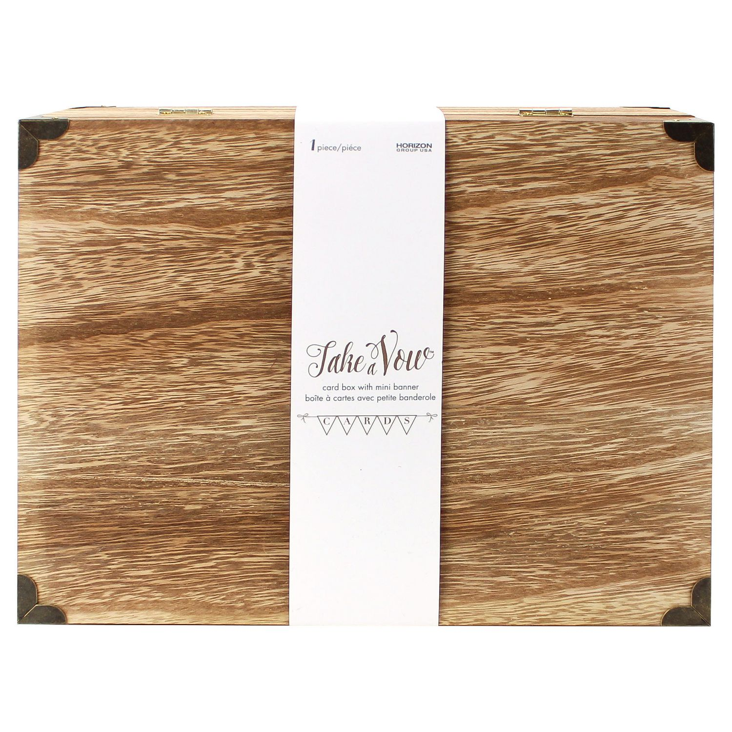 Wedding Gifts At Walmart: Take A Vow Wedding Gift Cards Box With Mini Banner
