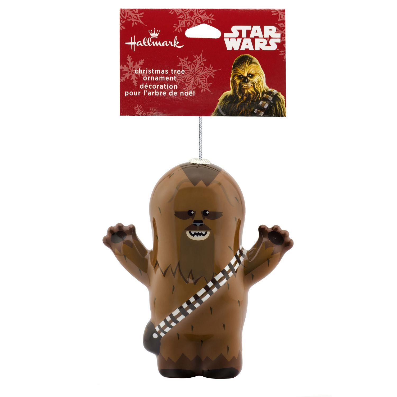 hallmark star wars chewbacca decoupage christmas tree ornament walmart canada - Chewbacca Christmas Ornament