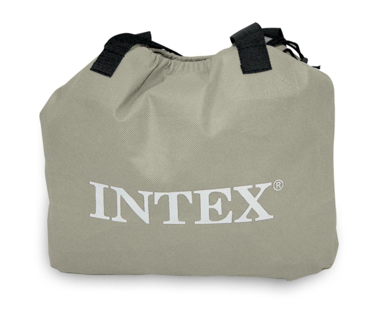 Intex Trading Ltd Intex Full Comfort Plush Mid Rise Airbed With