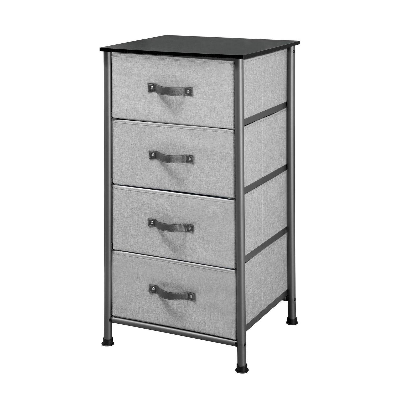 iDesign Modular 11 Drawer Storage Unit, Side Table