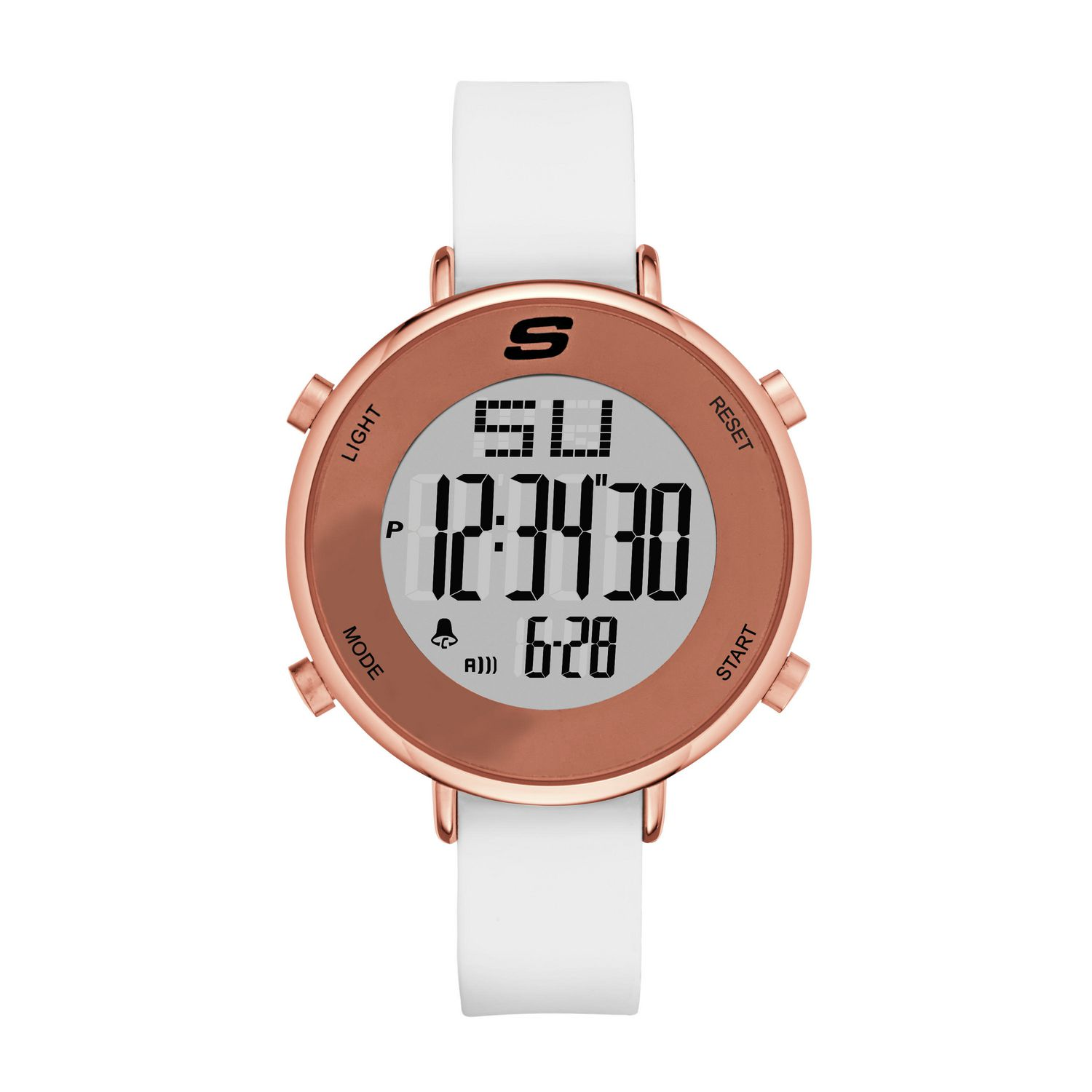 e4e96f85c82 Skechers Women s Magnolia Digital Chronograph Watch - image 1 of 1 zoomed  image