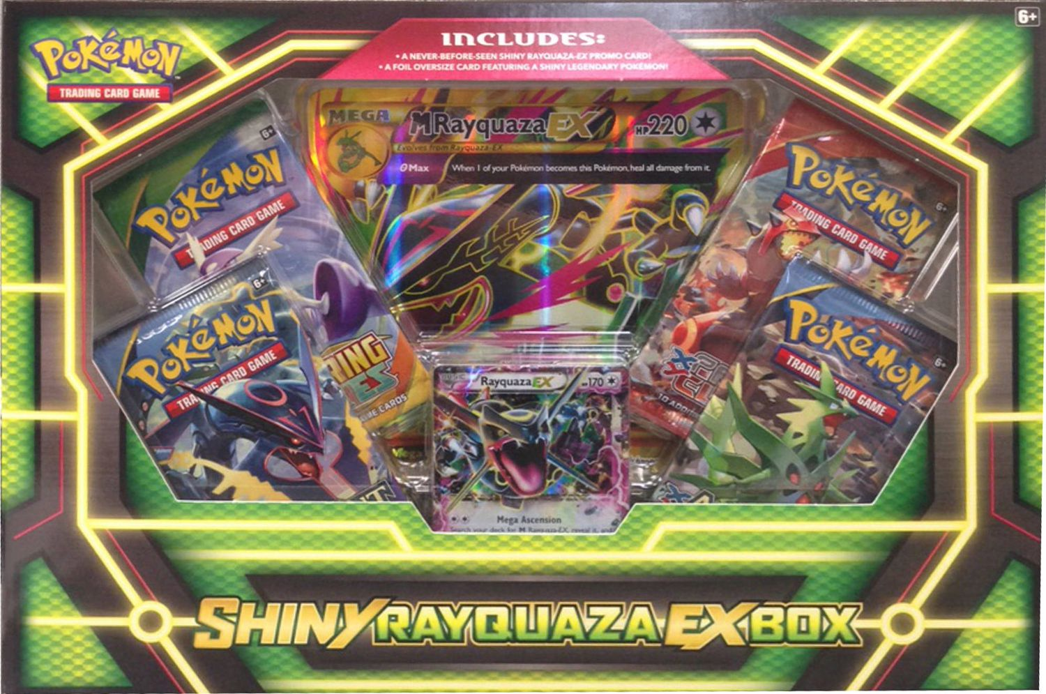 LOT OF 2 X POKEMON ONLINE CODE CARD FROM THE SHINY RAYQUAZA EX BOX