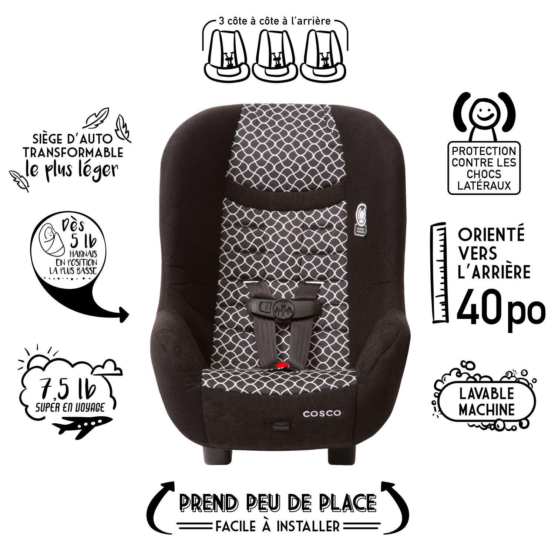 Cosco Juvenile Scenera Next Convertible Car Seat