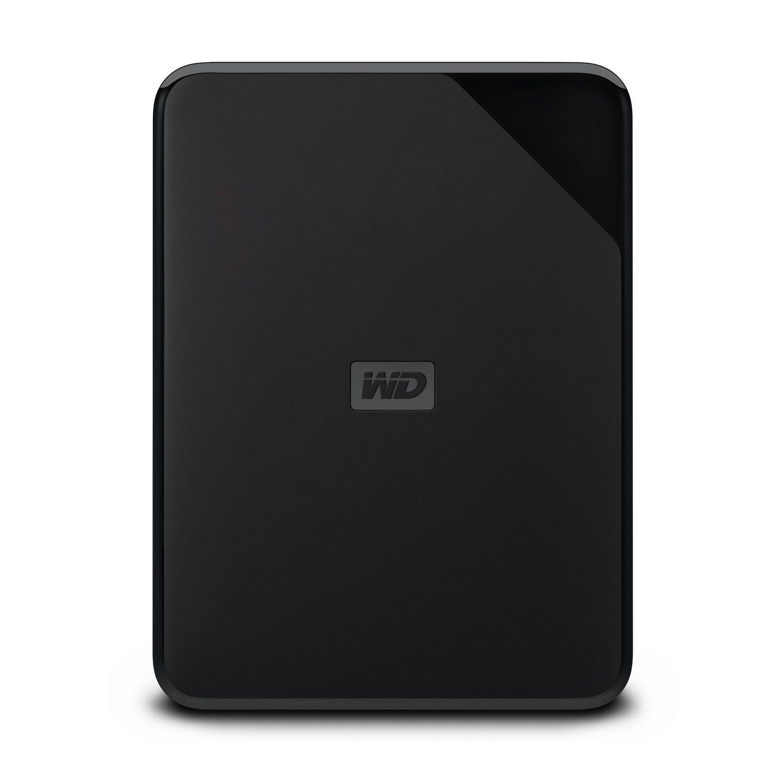 Western Digital WDBEPK0010BBK-WESN ELEMENTS SE 1 Portable ...