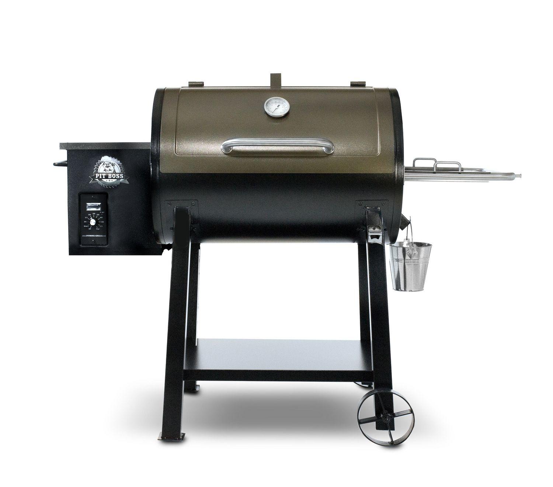 Pit Boss 440 Deluxe Wood Pellet Grill Set   Walmart Canada
