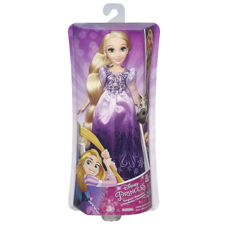 poupe raiponce royal shimmer de disney princess