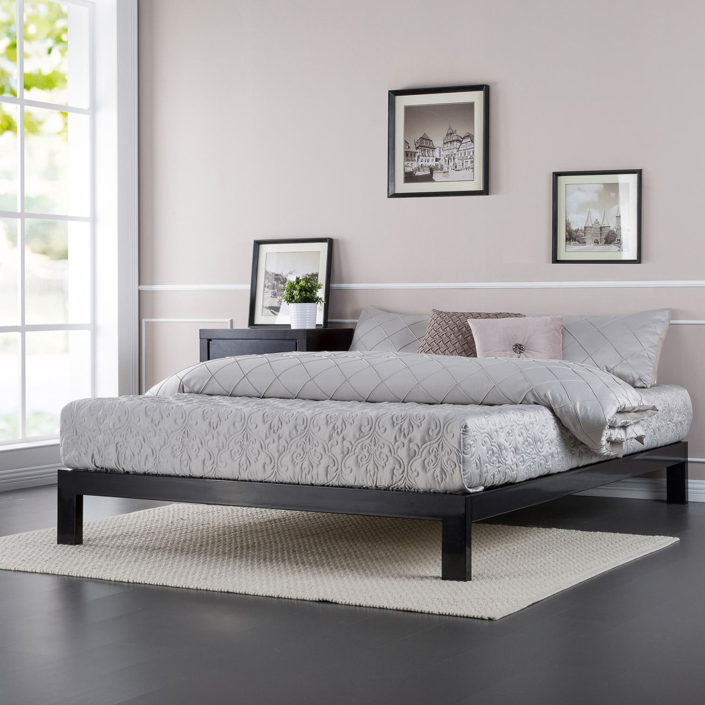 Zinus Metal Platform Bed Walmart Ca