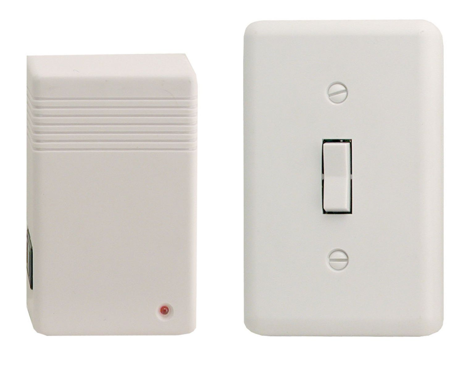 Atron Electro Industries Wireless Remote Wall Switch Light on