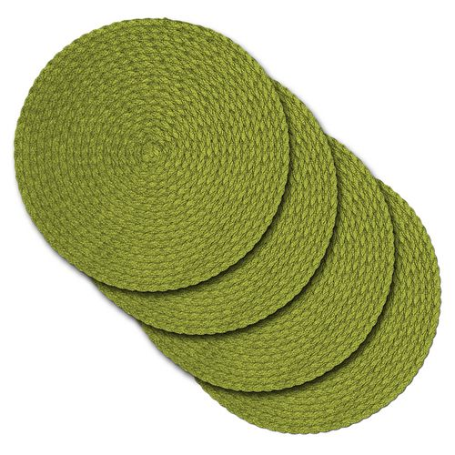 Hotel By Domay Braided Round Placemats Walmart Canada